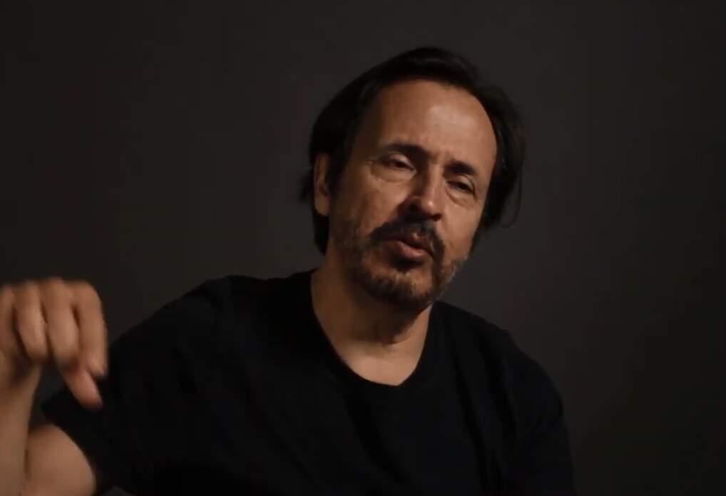 Rafael Conde - cineasta e professor da Escola de Belas Artes da UFMG