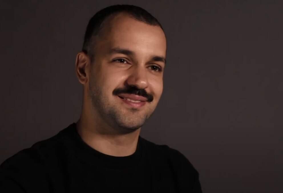 Lucas Durães - arquiteto e co-fundador do Guaja Café-Coworking