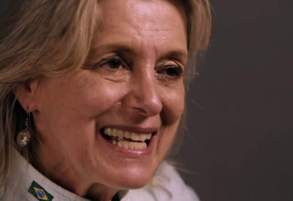 Márcia Nunes - professora e gerente do Restaurante Dona Lucinha