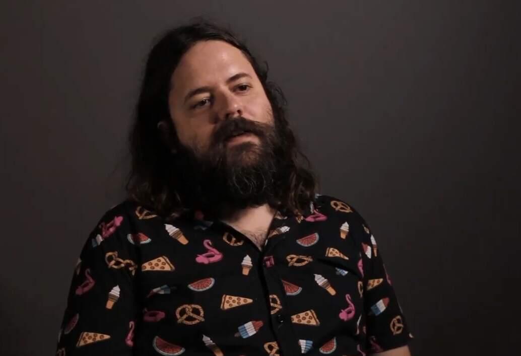 Daniel Neto, o Nenel - jornalista e criador do blog Baixa Gastronomia