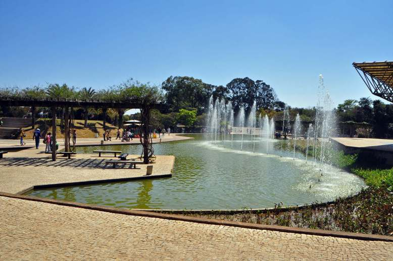 Parque Municipal das Mangabeiras