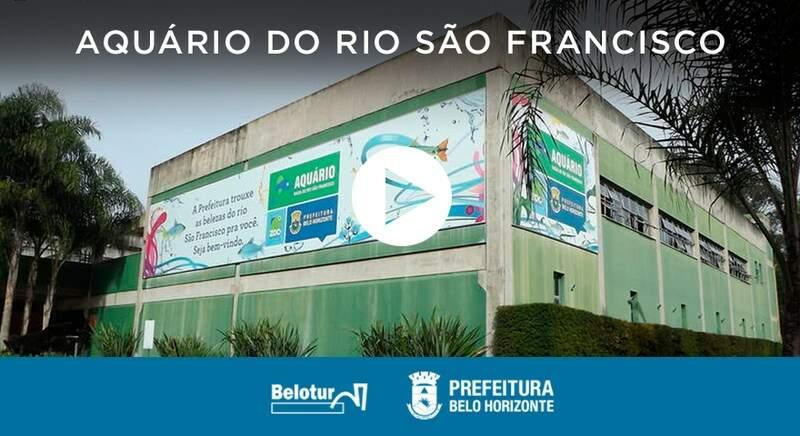 Aquário do Rio São Francisco