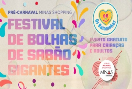 Carnaval Minas Shopping