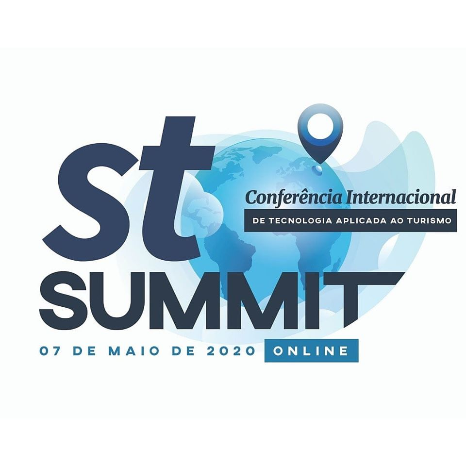 ST Summit 2020- Conferência Internacional de Tecnologia no Turismo - ON LINE