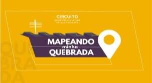 Confira o mapa da Pedreira Prado Lopes e Morro das Pedras.