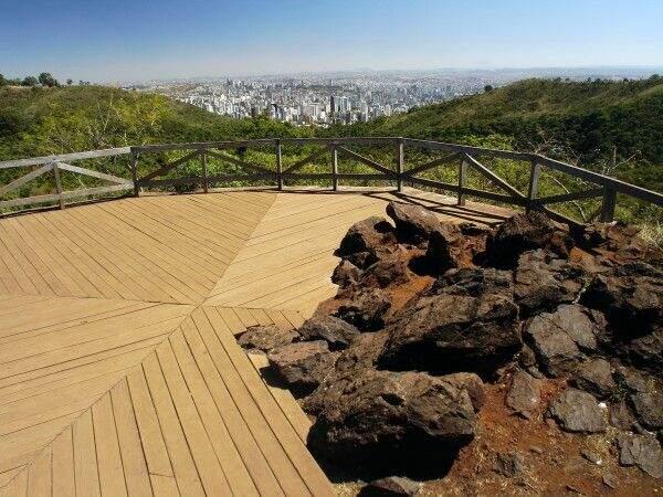 Mirante da Mata – Parque das Mangabeiras