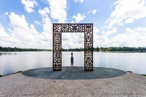 Portal da Memória - Monumento à Iemanjá