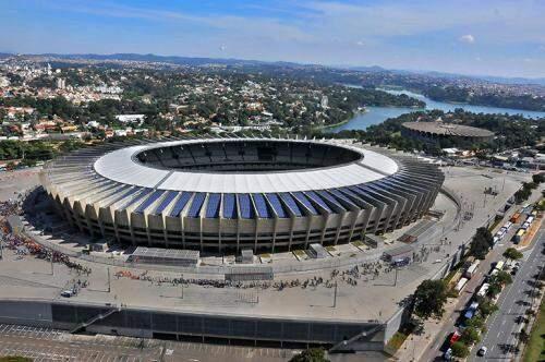 Mineirão e Museu Brasileiro do Futebol