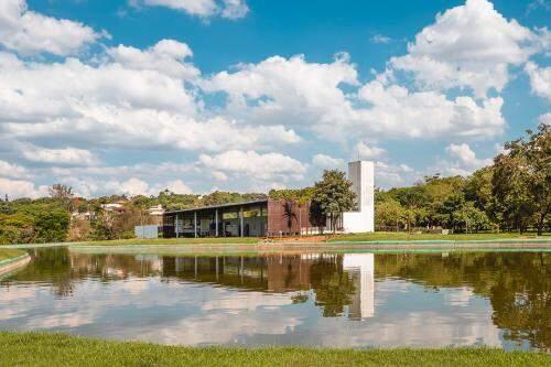 Parque Ecológico e Memorial da Imigração Japonesa