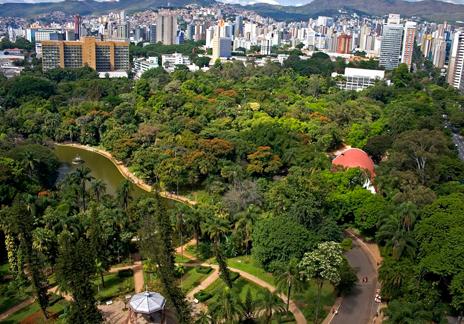 Parques e Praças
