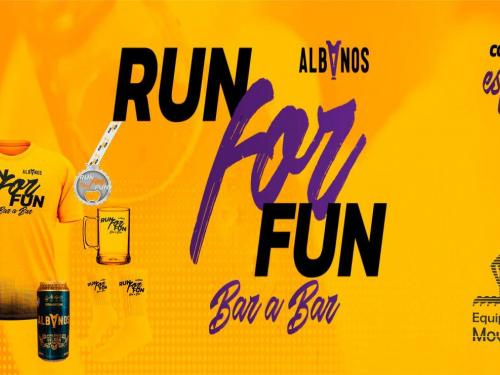 Circuito Albanos - Run For Fun - Bar a bar