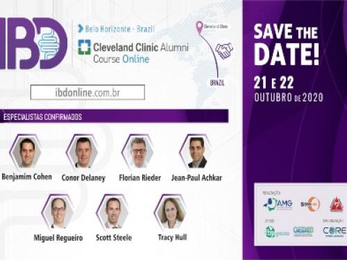 IBD IN BH - A CLEVELAND CLINIC ALUMNI COURSE - ON LINE