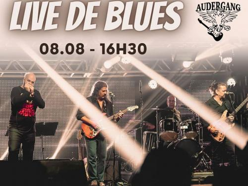 Lives: Audergang - Live de Blues