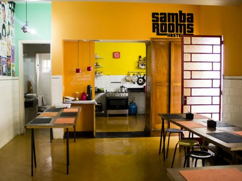 Samba Rooms Hostel