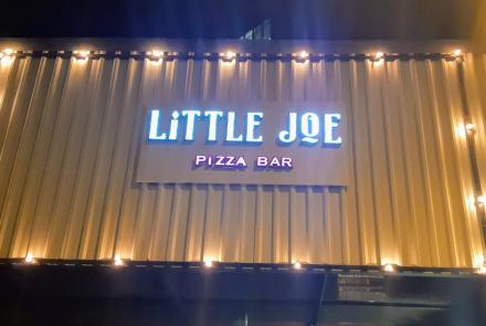 Little Joe Pizza Bar/BHdetalhes