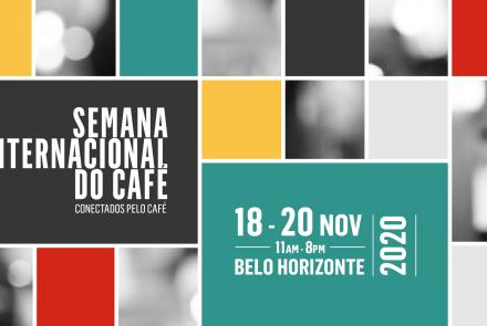 SIC 2020 - Semana Internacional do Café - SIC 100% digital