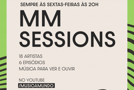 Música Mundo Conecta: MM Sessions