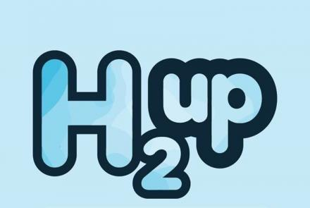 Universidade Pampulha Hostel - H2UP - Logo
