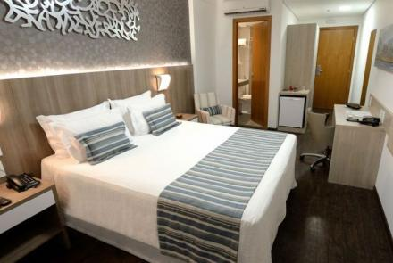 Allia Gran Hotel Pampulha Suites - Quarto