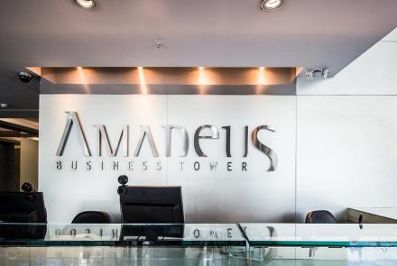 Amadeus Business Tower